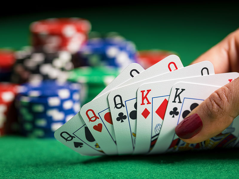 Why People Play a Poker Game With Ladbrokes