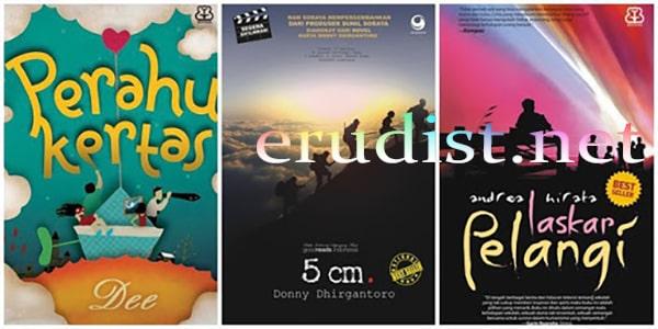 Best Selling Indonesian Novels
